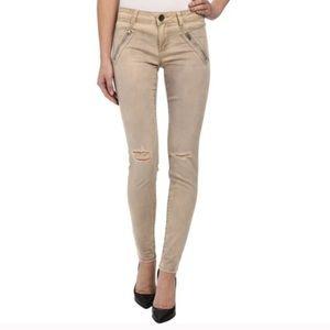 Kut from the Kloth Khaki Skinny Jeans